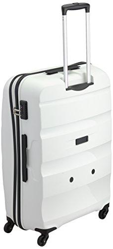 American Tourister Bon Air 4 Wheel Suitcase, 75 cm, 91L, White