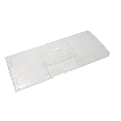 Genuine BEKO Fast Freeze Kühlschrank Gefrierschrank Schublade Klappe Kunststoff vorne (445mm x 185mm)