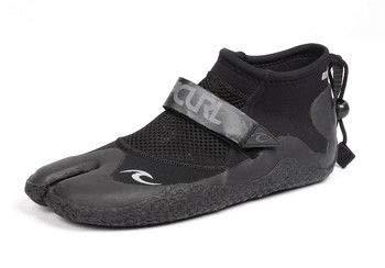 RIP CURL 1.5MM Dawn Patrol Reefer - Halb aufgeteilte Schuhspitze - Unisex - Komfortabel und langlebig - Perfekt für alle Wassersportarten -