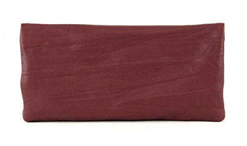 Fritzi Da Preußen Ronja Bw Borsa A Tracolla In Nappa 29 Cm Amarena (rosso)