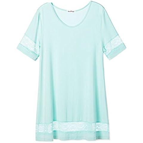 Ms. pigiama manica corta/ Intimo tuta breve paragrafo