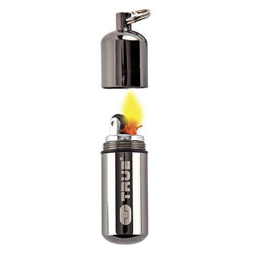 True Utility TU262 Benzin-Feuerzeug Schlüsselanhänger