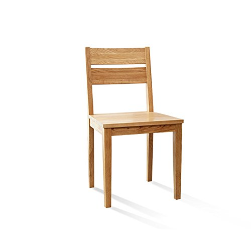 Tabourets XUERUI Chaise en Bois Bois Massif 45 CM * 42,5 CM * 85 CM Confortable Protection Environnementale Meubles Cuisine Maison