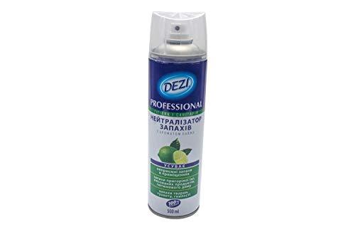 Rauchgeruch Entfernen (Geruchsneutralisierer 500 ml. Spray Geruchsentferner für Wohnung und Küche. Entfernt Geruch von Schimmel Nikotin, Rauch, Urin, Haustiere, Pflege. Geruchskiller)