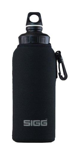 Sigg Flaschenpouch Neoprene WMB, Schwarz, 1.5 Liter, 8332.9 -