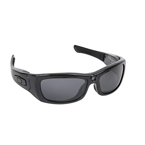 e02668f84475 TXDY 1080P HD Sunglasses Sport Camera, Video Recorder Camera con Lente  Polarizada de Protección UV