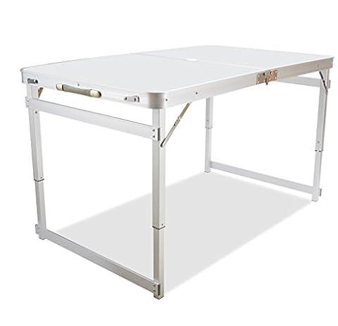Table pliante, table de salle à manger en plein air Table de rangement Table de bureau d