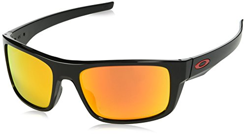 Oakley Herren Drop Point 936716 Sonnenbrille, Schwarz (Negro), 60