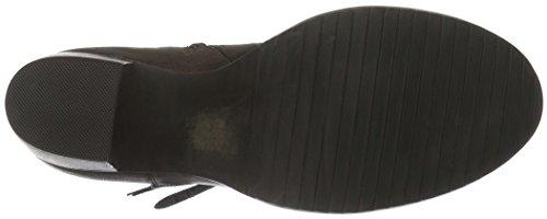 SPM - Bullet Ankle Boot, Stivali bassi con imbottitura leggera Donna Marrone (Braun (Dk Brown 008/Dk Brown))