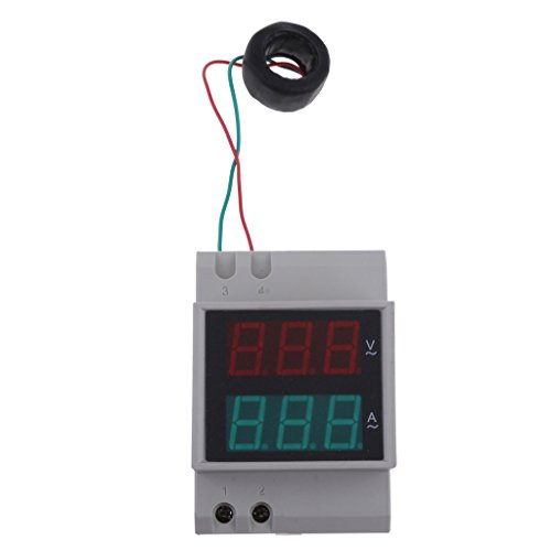 XXL Display Energieverbrauch-Messgerät Wattmeter Energiemonitor Strommessgerät