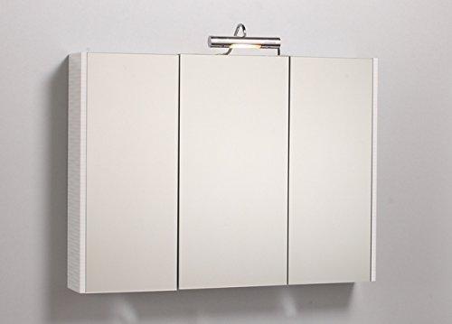 Specchio contenitore per bagno da cm specchiera ante con