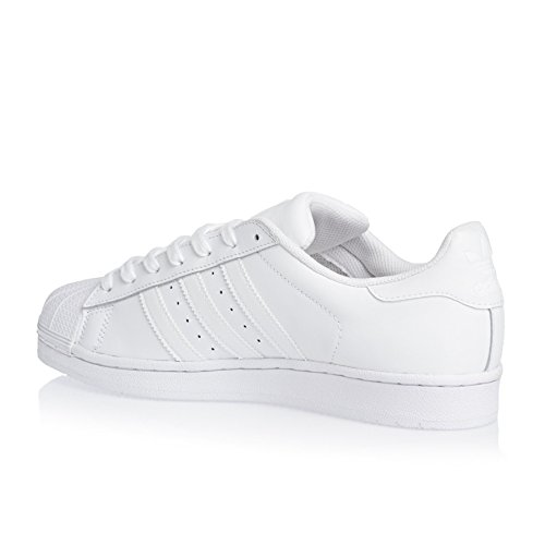 Ginnastica Foundation Adulto Basse Blanc Unisex da Superstar Scarpe adidas q7IwFI