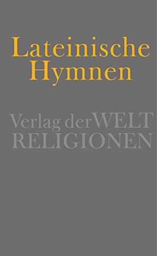 Lateinische Hymnen (Latein-buch Der Gebete)