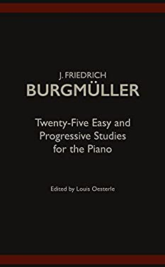 Twenty-Five Easy and Progressive Studies for the Piano, Op. 100: Piano Solo