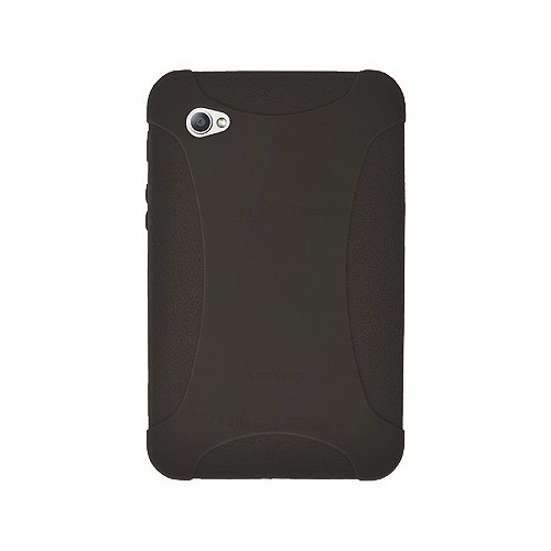 Amzer 89284 Silicone Skin Jelly Case - Grey for Samsung GALAXY Tab GT-P1000  available at amazon for Rs.629