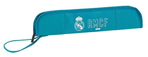 Real Madrid 2018 Estuches, 37 cm, 0.6 litros, Azul