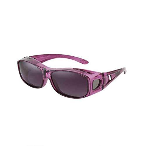 3370f4409b Sunny Honey Rapid Eyewear Fashionable Polarized Over Glasses UV400 Gafas de  Sol para Ciclismo, conducción