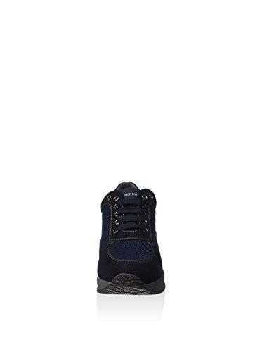 Lumberjack SW0195-003 Sneakers Damen Spaltleder Blau