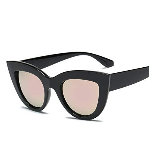 Taiyangcheng Polarisierte Sonnenbrille New Cat Eye Frauen Sonnenbrillen Mit Dunklen Gläsern Männer Linsen Farbe Vintage Shaped Sonnenbrille Weibliche Blaue Brille Sonnenbrille Markendesigner,a6