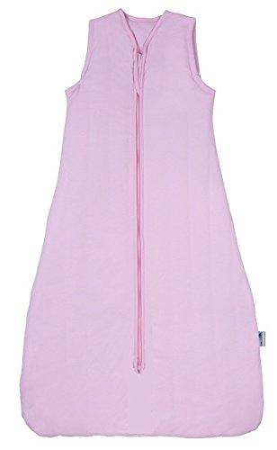 Schlummersack Schlafsack für Kleinkinder Ganzjahres-Variante in 2.5 Tog - Rosa - 3-6 Jahre / 130 cm