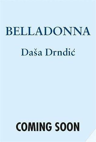 book cover of Belladonna