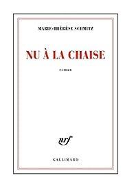 Nu à la chaise par Marie-Thérèse Schmitz
