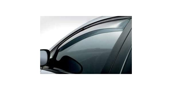 5 Doors Model Only Easy to Fit Rain Guards G3 19.233-5128 Tinted Pair of G3 Wind Deflectors 19.233