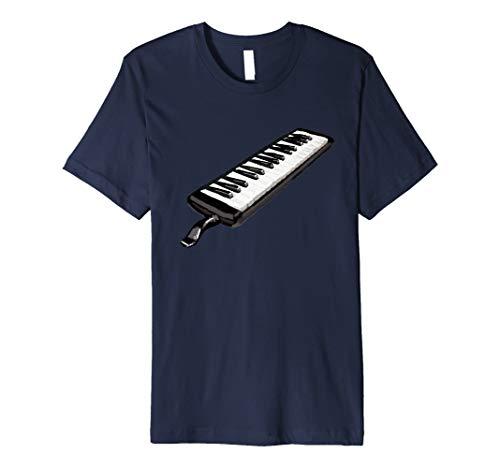 Melodica Music T-shirt Tee Tees T Shirt Tshirt