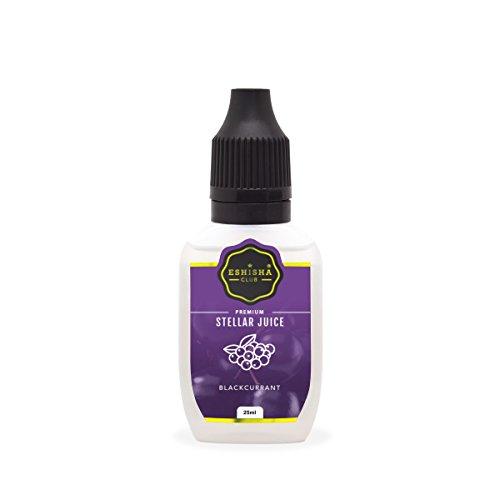 STELLAR E-Liquid Schwarze Johannisbeere, 25ml