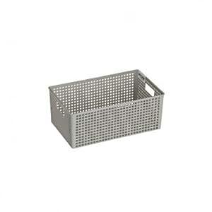 Lock&Lock Fashion Basket, Gray (HP265)