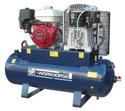 Compresor aire herramienta trabajo FIAC 5HP 150L 15,6CFM