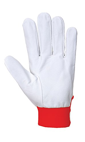 Lot de 12 tergsus Gants, XL, Rouge, 12
