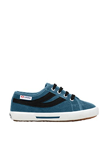 Superga Pavone Sneaker Criança Unisex 2951 Suej preta S004360 qvwS4