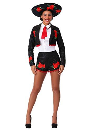 Flirty Mariachi Frauen Kostüm - S