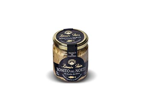RAMON PEÑA - vasetto di tonno alalunga in olio d'oliva RO250 confezione 2 unità