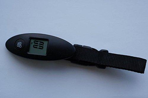 Travel Blue Digital Travel Scale - Black