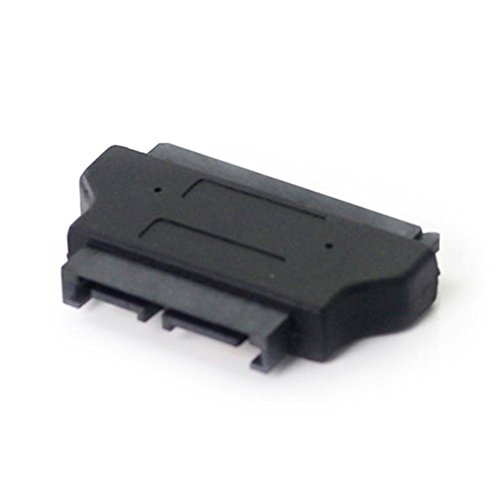 Preisvergleich Produktbild 22Pin SATA Female Port to 13Pin Male Port Adapter for SATA HDD SSD adapter