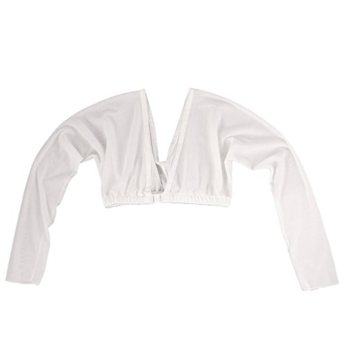 1pc-slimmer-thinner-amazing-arms-from-flab-to-fab-lightweight-armwear-wrap-white-m