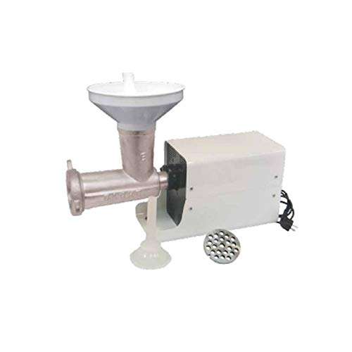 Garhe Picadora-embutidora eléctrica 32 Cubierta Metálica Motor MR7
