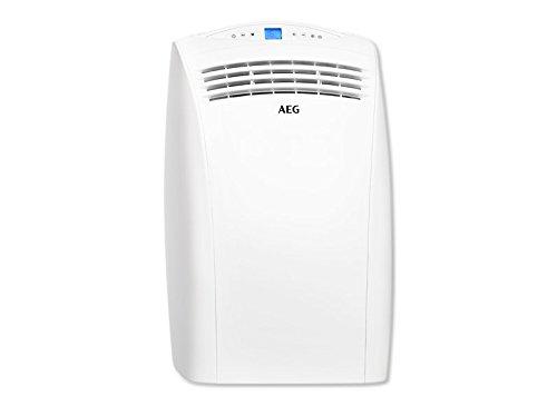 AEG Kompakt-Klimagerät K 22 A für ca. 25 m², 2,2 kW, 3 in 1, Kühlen, Entfeuchten, Ventilation, 238968
