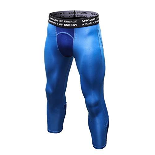OLEEKA Pantaloni da Ciclismo per Il Sudore ad Asciugatura Rapida Pantaloni Sportivi da Ciclismo Pantaloni Elasticizzati Salotto Elastico Colore Puro Nero Grigio