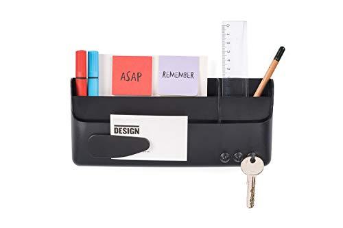 Bi-Office SM010102 Boîte pour Accessoires Gris