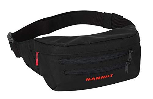 Mammut Hüfttasche Classic Bumbag, Schwarz (Black), 1,5 Liter