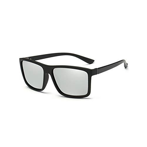 Sportbrillen, Angeln Golfbrille,NEW Sunglasses Men Polarisiert Square Sunglasses Brand Design UV400 Protection Shades Oculos De Sol Hombre Glasses Driver R5