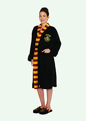 Groovy UK Harry Potter Hogwarts Damen Bademantel, ()