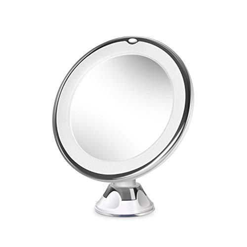 Maison & White Espejo aumento maquillaje circular
