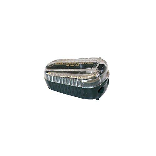 TK® Minenspitzer, mit Auffangbehälter, Gehäusefarbe: grün