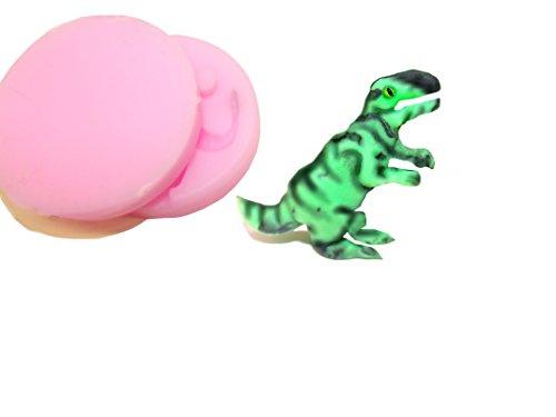 3D Form für Dinosaurier / Tyrannosaurus Rex, witzige Deko für Kuchen oder Muffins - Dinosaurier-kuchen-form
