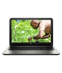 HP 15 ba035au Notebook (AMD APU E2/4GB RAM/1TB HDD/39.62 cm (15.6) DOS) ,Silver  available at amazon for Rs.20690
