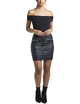 Lipsy Mujer Minifalda Revestida